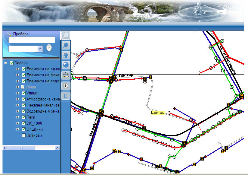 Water GIS view 4